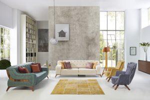 Modern Living Room luxury sofa interior design